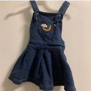 The Bonnie Mob jumper dress